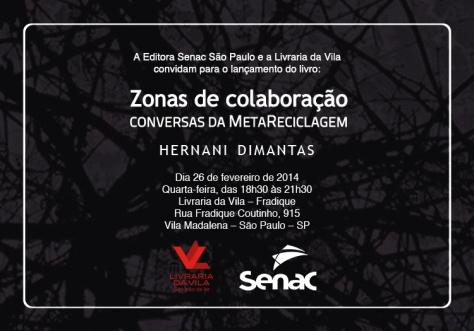 Zonas de Colaboração - Hernani Dimantas